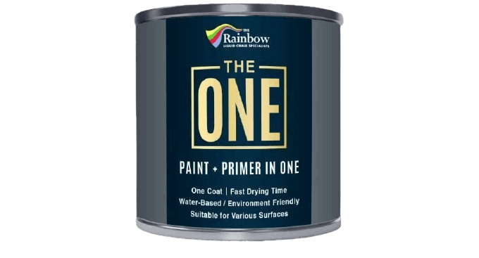 The ONE Paint Paint and Primer Water Based House Paint with Primer for Wall, Ceiling